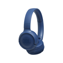 JBL T500BT bluetooth fejhallgató, kék