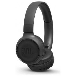 JBL Tune On-Ear Wireless Headphones - Black