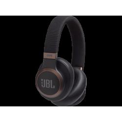 JBL LIVE 650BTNC - Bluetooth Kopfhörer (Over-ear, Schwarz)