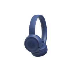 JBL Tune 500 BT, On-ear Kopfhörer Bluetooth Blau