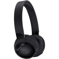 JBL T600BTNC Mikrofonlu Aktif Gürültü Önleyici Kulaküstü Siyah Kulaklık