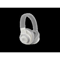 JBL E65BTNC - Bluetooth Kopfhörer (Over-ear, Weiss)