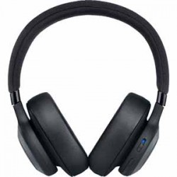 JBL | JBL E65BTNC Black Z-Stock Recertified Over Ear Headphone Wireless Bluetooth Headphone Noise Cancelling