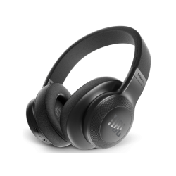 JBL E55BT BLK bluetooth fejhallgató, fekete