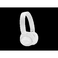 JBL T600BTNC Zajszűrős bluetooth fejhallgató, fehér