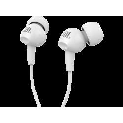 In-ear Headphones | JBL C100SI Mikrofonlu Kulak İçi Kulaklık Beyaz