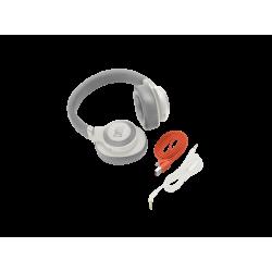 JBL E65BTNC, Over-ear Kopfhörer Bluetooth Weiß