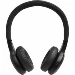 JBL LIVE 400BT Black AM On Ear Headphone Wireless Bluetooth Headphone Voice Assistant Speakerphone