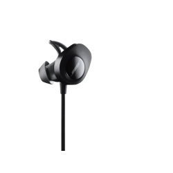 BOSE SoundSport, In-ear Kopfhörer Bluetooth Schwarz