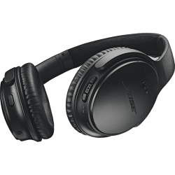 BOSE QuietComfort 35 II - Bluetooth Kopfhörer (Over-ear, Schwarz)