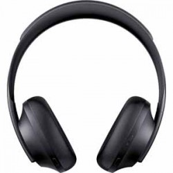 Bose Headphone 700 Black Noise Cancelling Google Assistant and Amazon Alexa 20 hours of battery life