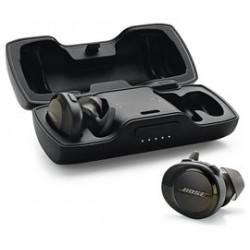 Bose SoundSport Free Wireless In-Ear Headphones - Black