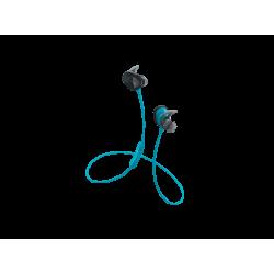 BOSE SOUNDSPORT WLESS - Bluetooth Kopfhörer (In-ear, blau)