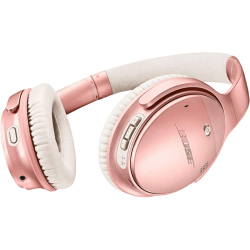 BOSE QuietComfort 35 II - Bluetooth Kopfhörer (Over-ear, Rosegold)