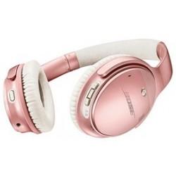 Bose QC35 II On-Ear Wireless Headphones - Rose Gold