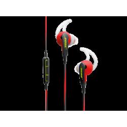 BOSE SoundSport IE sport fülhallgató, piros Apple