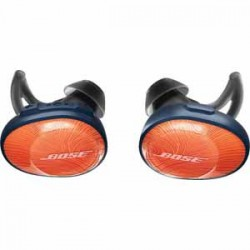 Headphones | Bose SoundSport Free Wireless Headphones - Bright Orange