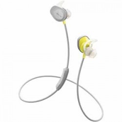 Bose SoundSport Wireless Headphones with Bluetooth - Citron