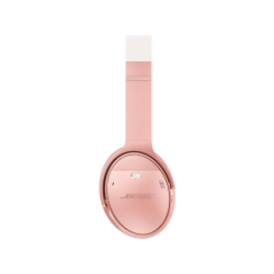 BOSE Quietcomfort 35 II, Over-ear Kopfhörer Bluetooth Rosegold