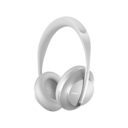 BOSE Noise Cancelling Headphones 700 - Bluetooth Kopfhörer (Over-ear, Silber)