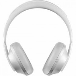 Bose Headphone 700 Silver Noise Cancelling Google Assistant and Amazon Alexa 20 hours of battery life