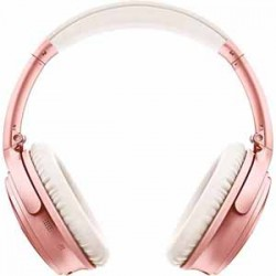 Bose QC 35 Headphones II QC 35 II Rose Gold Noise Cancelling Google Assistant and Amazon Alexa 20 hours of battery life