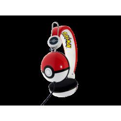 Kids' Headphones   OTL Pokemon Pokeball Tween, On-ear Kopfhörer  Blau