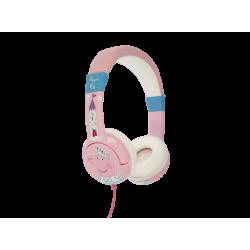 Kids' Headphones   OTL Peppa Pig Princess Junior, On-ear Kopfhörer  Pink