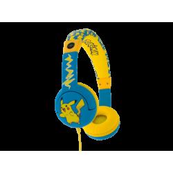 Kids' Headphones   OTL Pokemon Pikachu Junior, On-ear Kopfhörer  Rot