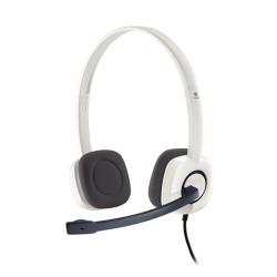 Logitech H150 Stereo Beyaz Kulaklık 981-000350