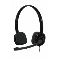 Logitech H151 Mikrofonlu Kulaklık 981-000589