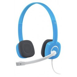 Logitech H150 Stereo PC Headset - Blue