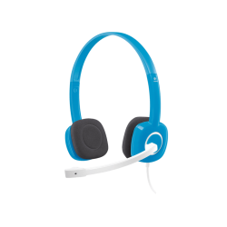 LOGITECH H150 Blueberry Mikrofonlu Kulaklık