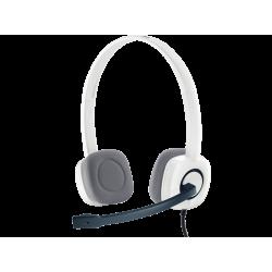 LOGITECH H150 mikrofonos fejhallgató Coconut (981-000350)
