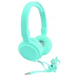 Kids' Headphones   Doin it for the Gram Teal Headphones