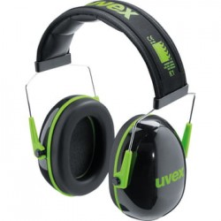 Drummer's Headphones | UVEX K1 Ear Protector
