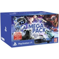 Virtual Reality Headsets | Sony Playstation VR Mega Pack Bundle