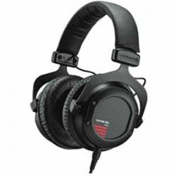 Monitor Headphones | Custom One Pro Plus Black Customizable over-ear headphones for mobile and at home use Slider to change the sound anytime (closed, semi open,