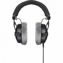 Monitor Headphones | DT 770 Pro 80 ohm Closed over-ear reference headphones for professional sound while recording or on the go Bass reflex for improved bass res