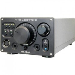 Headphone Amplifiers | Violectric HPA V281 black
