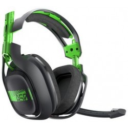 Bluetooth & Wireless Headsets | Astro A50 Wireless Xbox One Headset - Green