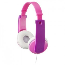 Kids' Headphones   JVC HA-KD7P