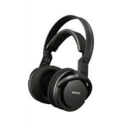TV Headphones | MDR-RF855RK Siyah RF Kablosuz Kulak Üstü Kulaklık