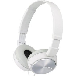 Sony MDR-ZX310W Kulaküstü Beyaz Kulaklık