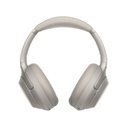 SONY WH-1000XM3 - Bluetooth Kopfhörer (Over-ear, Silber)
