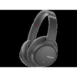 SONY WH-CH700NB - Bluetooth Kopfhörer (Over-ear, Schwarz)