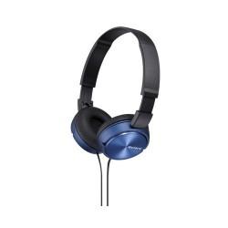 Sony MDR-ZX310L Kulaküstü Mavi Kulaklık