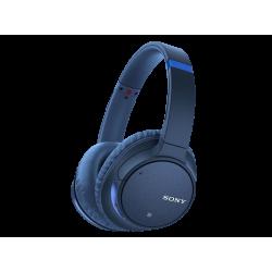 SONY WH-CH700NL - Bluetooth Kopfhörer (Over-ear, Blau)