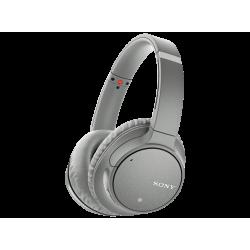 SONY WH-CH700NH - Bluetooth Kopfhörer (Over-ear, Grau)