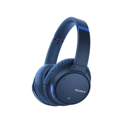 SONY WH-CH 700 Bluetooth fejhallgató, kék